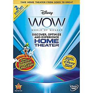 World of Wonder Optimization 2-Disc DVD