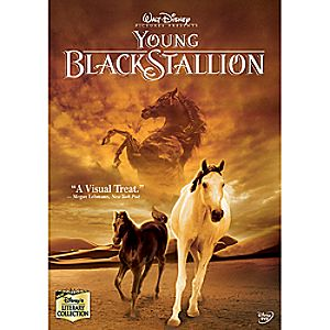The Young Black Stallion DVD