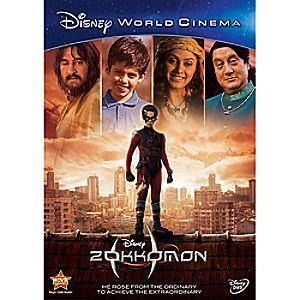 Zokkomon DVD