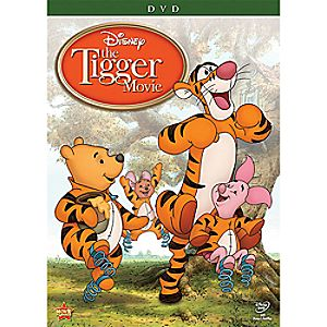 The Tigger Movie: Bounce-A-Rrrific Special Edition DVD