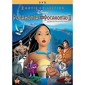 Pocahontas and Pocahontas II DVD -- 2-Disc
