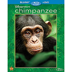 DisneyNature Chimpanzee Blu-ray and DVD Combo Pack (in Blu-ray Amaray case)