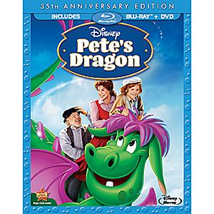 Petes Dragon Blu-ray and DVD Combo Pack - 35th Anniversary Edition