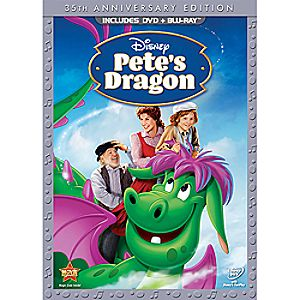 Petes Dragon DVD and Blu-ray Combo Pack - 35th Anniversary Edition