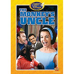 The Monkeys Uncle DVD