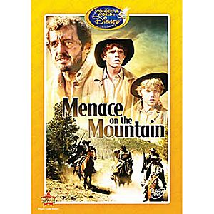 Menace on the Mountain DVD