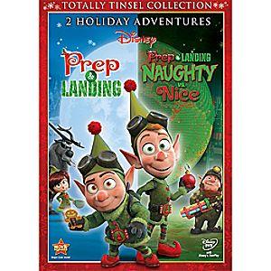 Prep & Landing: Naughty vs. Nice DVD
