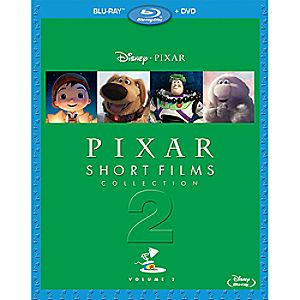 Pixar Short Films Collection Volume 2 - 2-Disc Combo Pack
