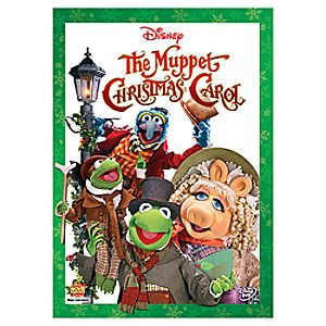 The Muppet Christmas Carol DVD