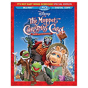 The Muppet Christmas Carol - 2-Disc Combo Pack