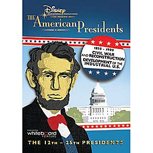 The American Presidents Volume 2 DVD