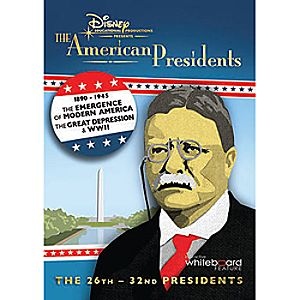The American Presidents Volume 3 DVD