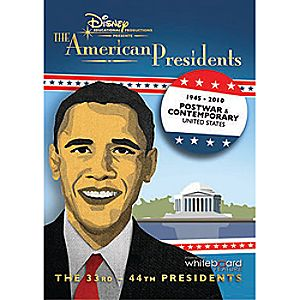 The American Presidents Volume 4 DVD