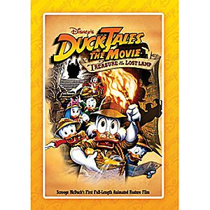 DuckTales The Movie DVD