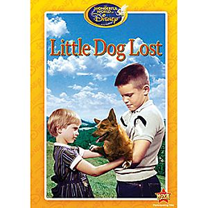 Little Dog Lost DVD