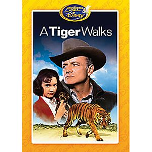 A Tiger Walks DVD