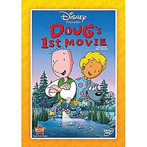 Dougs 1st Movie DVD