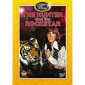 The Hunter and the Rockstar DVD