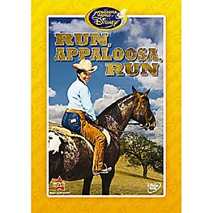 Run, Appaloosa, Run DVD