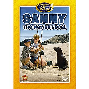 Sammy, The Way-Out Seal DVD