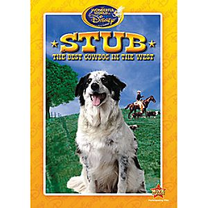 Stub, The Best Cow Dog in the West DVD