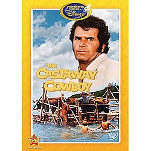 The Castaway Cowboy DVD