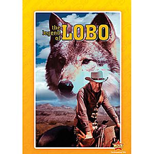 The Legend of Lobo DVD
