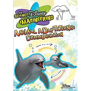 The Science of Disney Imagineering: Animal Adaptations: Communication DVD