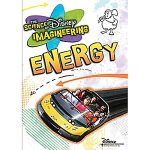 The Science of Disney Imagineering: Energy DVD
