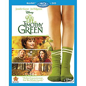 The Odd Life of Timothy Green 2-Disc Combo Pack