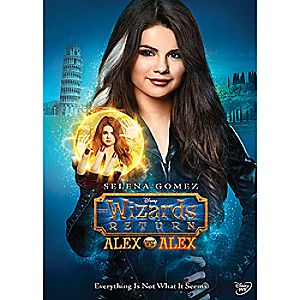 The Wizards Return: Alex Vs. Alex DVD