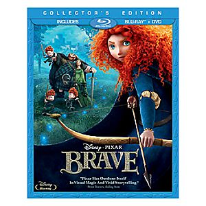 Brave - 3-Disc Combo Pack