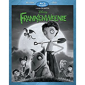 Frankenweenie Blu-ray and DVD Combo Pack