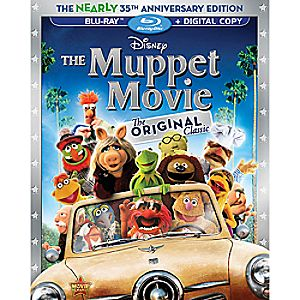 The Muppet Movie Blu-ray + Digital Copy