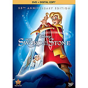 Sword in the Stone DVD + Digital Copy