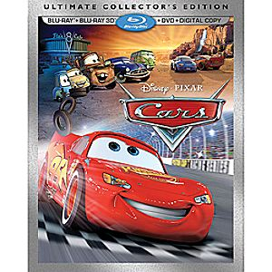 Cars 3D Ultimate Collectors Edition