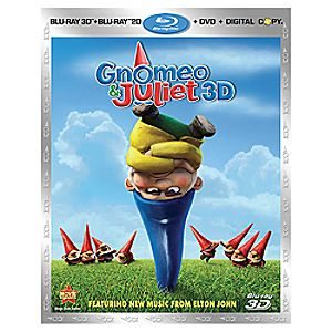 Gnomeo and Juliet - 3D Combo Pack