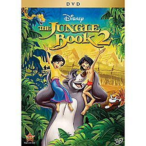 The Jungle Book 2 - DVD
