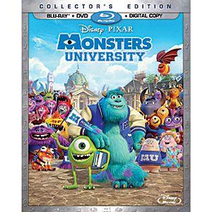 Monsters University 3-Disc Combo Pack