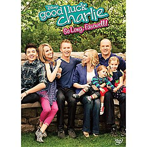 Good Luck Charlie: So Long, Farewell! DVD