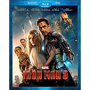 Iron Man 3 Blu-ray Combo Pack