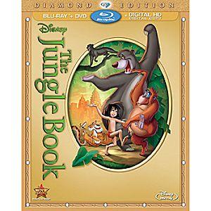 The Jungle Book Blu-ray Diamond Edition