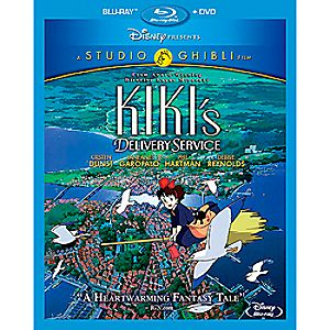 Kikis Delivery Service Blu-ray Combo Pack