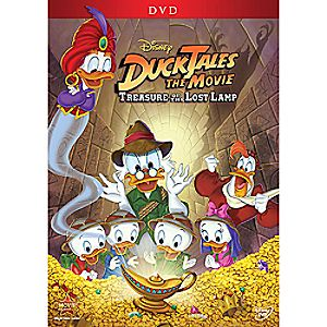 DuckTales the Movie: Treasure of the Lost Lamp DVD
