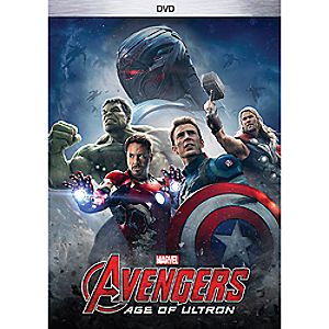 Marvels Avengers: Age of Ultron DVD