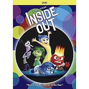Disney•Pixar Inside Out DVD