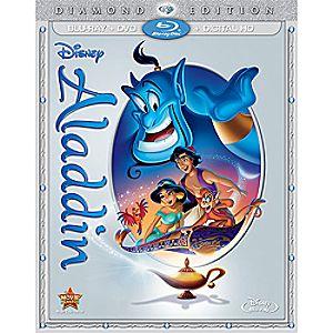 Aladdin Diamond Edition Blu-ray Combo Pack