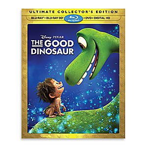 The Good Dinosaur 3D Combo Pack