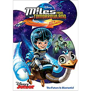 Miles from Tomorrowland: Lets Rocket! DVD