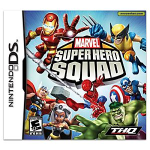 Marvel Super Hero Squad for Nintendo DS